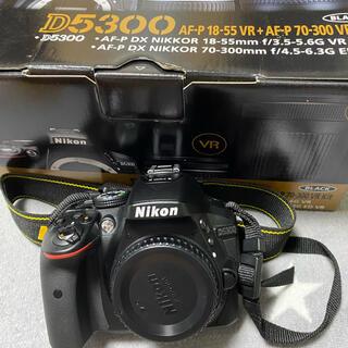 Nikon - Nikon D5300 一眼レフカメラ 美品