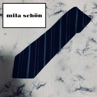 ミラショーン(mila schon)のmila schon ミラ ショーン ブランド ネクタイ(ネクタイ)