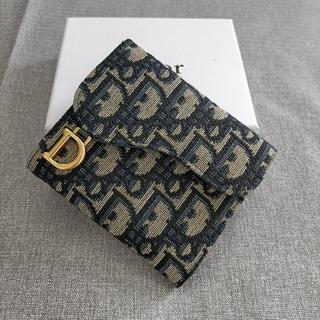 Christian Dior - 大人気♥三つ折り財布 ディオール♥小銭入れ