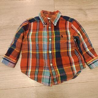 ラルフローレン(Ralph Lauren)のRALPH LAUREN キッズ チェックシャツ(シャツ/カットソー)