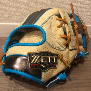 ZETT - 限定 ゼット プロステイタス オールスター 軟式内野手用 グローブ