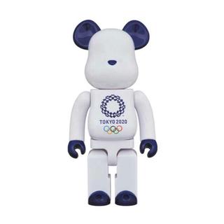 メディコムトイ(MEDICOM TOY)のBearbrick Tokyo2020 Olympic Emblem 1000%(その他)