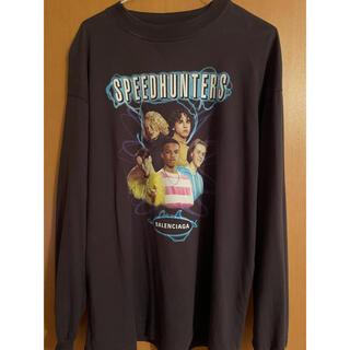 バレンシアガ(Balenciaga)のスピードハンターズ ロンT(Tシャツ/カットソー(七分/長袖))