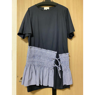 Paul Smith - 値下げ不可!美品!3.1フィリップリム Tシャツ ワンピース US0サイズ