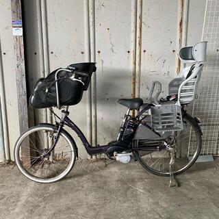 Panasonic - [格安‼️子供乗せ電動自転車] Panasonic ギュット 3人乗り