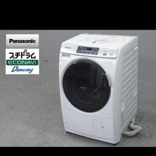 Panasonic - パナソニック/NA-VD120L/プチドラム/ドラム式洗濯乾燥機