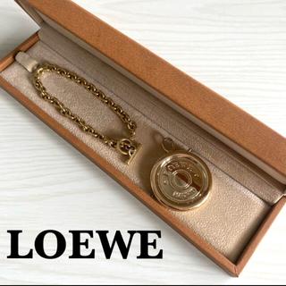 LOEWE - 最終価格 超美品 ロエベ バッグチャーム ブレスレット  LOEWE