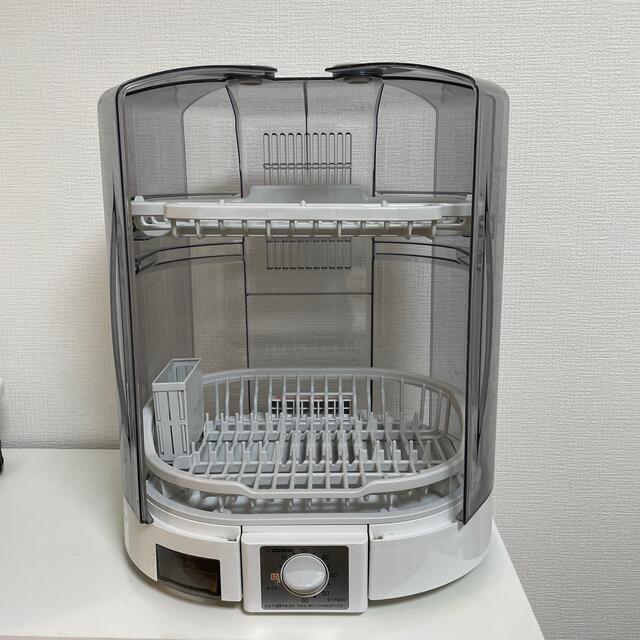 象印(ゾウジルシ)の送料込み☆象印 食器乾燥機 ZOJIRUSHI  EY-KB50 スマホ/家電/カメラの生活家電(食器洗い機/乾燥機)の商品写真