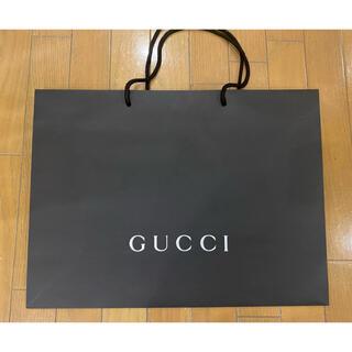 Gucci - GUCCI 紙袋 新品 大きめ