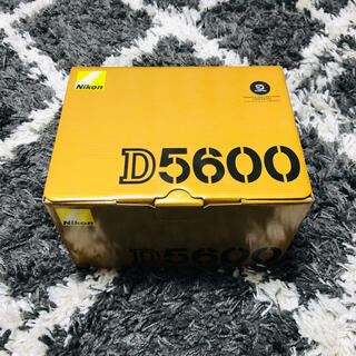 Nikon - Nikon ニコン デジタル一眼レフカメラ D5600