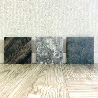 インテリアパネル モノトーン グレー 男前 モダン アート 壁飾り ファブリック(ウェルカムボード)