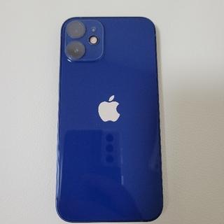 iPhone - iPhone12 mini 128GB BLUE+フィルム+ケース