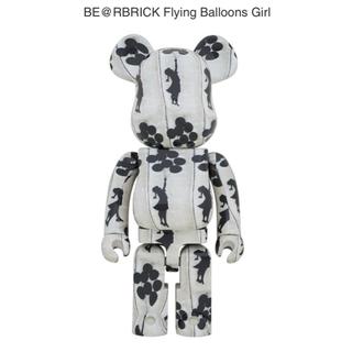 MEDICOM TOY - BE@RBRICK Flying Balloons Girl 1000%