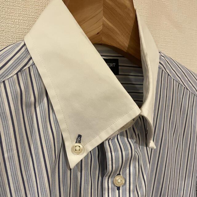 UNIQLO(ユニクロ)の最終値下★UNIQLO エクストラファインコットンクロスシャツ ユニクロ メンズのトップス(シャツ)の商品写真
