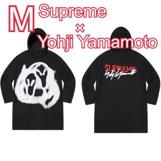 シュプリーム(Supreme)のM Supreme Yohji Yamamoto Parka ブルゾン(モッズコート)