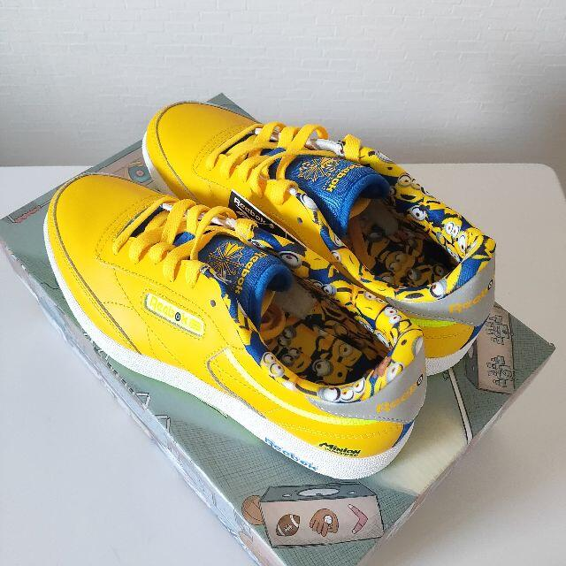 Reebok(リーボック)のReebok × ミニオンズ コラボ スニーカー 24.5cm FX3352 レディースの靴/シューズ(スニーカー)の商品写真