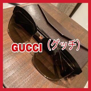 Gucci - 【70%OFF♪︎数回着用】GUCCI サングラス グラデーションブラック