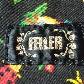 FEILER - FEILERトートバッグ&ディーンアンドデルーカ