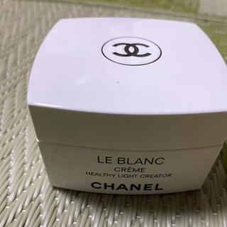 CHANEL - シャネル ル ブラン クリーム HL 50g  容器のみ