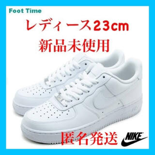 """NIKE - NIKE WMNS AIR FORCE 1 LOW 07 """"WHITE"""""""