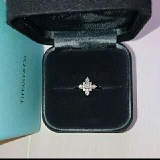 Tiffany & Co. - ティファニー ビクトリア ダイヤモンドリング 美品