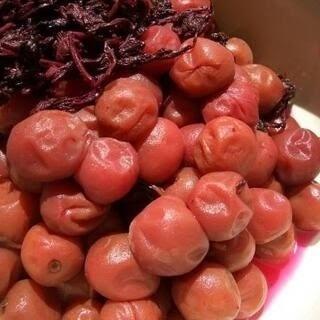 ★無農薬の小梅干し★無添加の手作り★もちろん国産 500g(漬物)