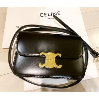 celine - CELINE セリーヌ ティーントリオンフバッグ