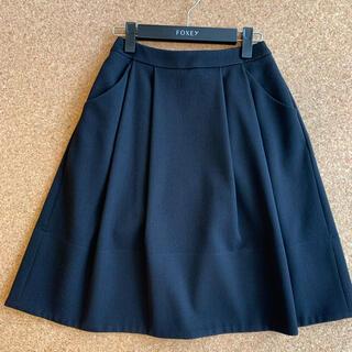 エムプルミエ(M-premier)の♡M-PREMIER BLACKエムプルミエ スカート  ブラック♡(ひざ丈スカート)