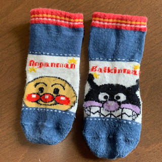 アンパンマン(アンパンマン)のアンパンマン靴下 子ども用(靴下/タイツ)