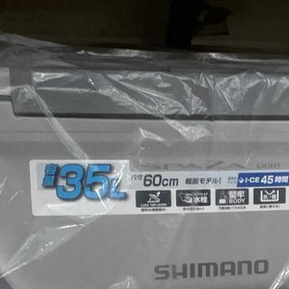 DAIWA - シマノ クーラーボックス 35L