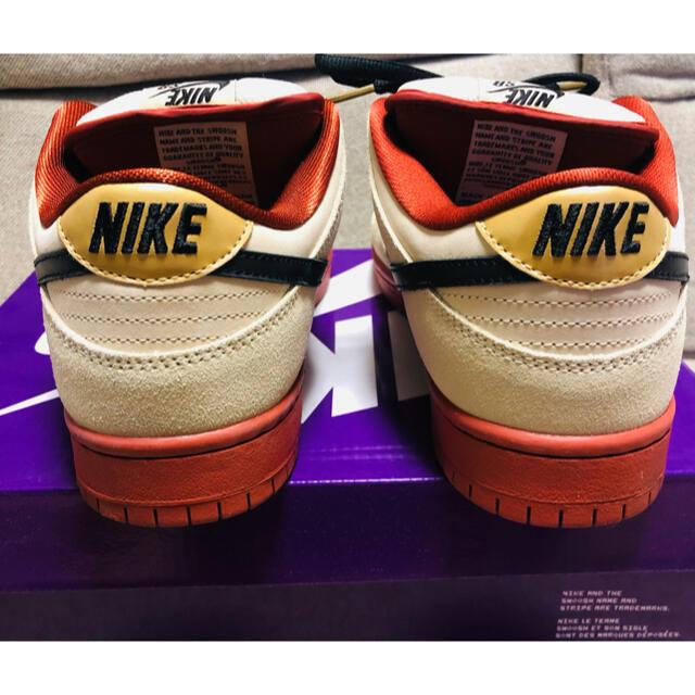 NIKE(ナイキ)のdunk sb low pro muslin 27.5 メンズの靴/シューズ(スニーカー)の商品写真