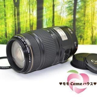 Canon - キヤノン EF 75-300mm★手振れ補正付き望遠レンズ☆1893-1