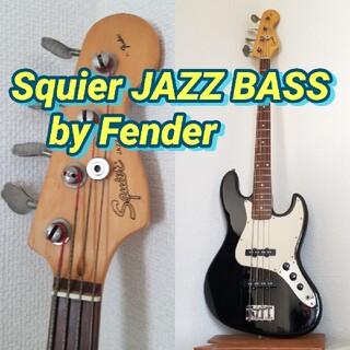 Fender - Squier by Fender JAZZ BASS