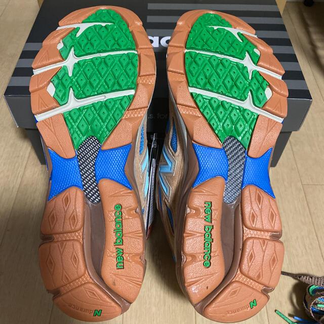 New Balance(ニューバランス)のJOE FRESHGOODS × NEW BALANCE 990V3 jg3 メンズの靴/シューズ(スニーカー)の商品写真