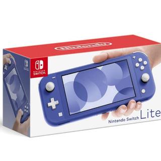 Nintendo Switch - Nintendo Switch lite ブルー ニンテンドースイッチライト