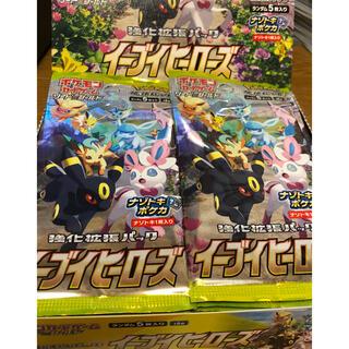 ポケモン - ポケカ イーブイヒーローズ 30パック
