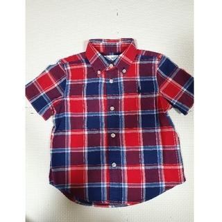 ラルフローレン(Ralph Lauren)のRALPH LAUREN チェックシャツ 85cm(シャツ/カットソー)