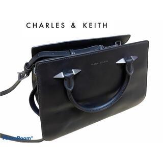 チャールズアンドキース(Charles and Keith)のCharles&Keith  ハンドバッグ ショルダーバッグ(ハンドバッグ)