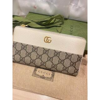 Gucci - 定価¥74,800 GUCCI グッチ 長財布 新品 新作 未使用