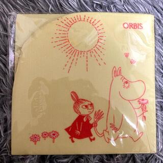 ORBIS - オルビス あぶらとり紙ケース ムーミン ORBIS