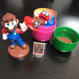 ニンテンドウ(任天堂)のチョコエッグ スーパーマリオ コレクション(ゲームキャラクター)
