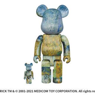 BE@RBRICK 100%&400% Van Gogh ゴッホ展オリジナル