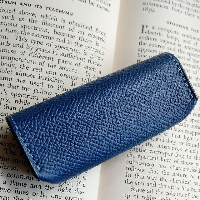 印鑑ケース  K.T.ルイストン  メンズ  レディース ハンドメイドのファッション小物(その他)の商品写真