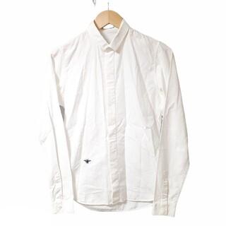 ディオール(Dior)のディオール Dior BEE EMBROIDERY SHIRT 長袖 シャツ (シャツ)