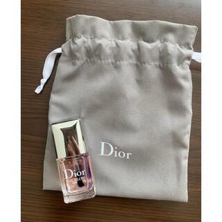 ディオール(Dior)のDIORネイル グロウ(マニキュア)
