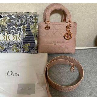 Christian Dior - Dior レディディオール LADY D-LITE ミディアムバッグ
