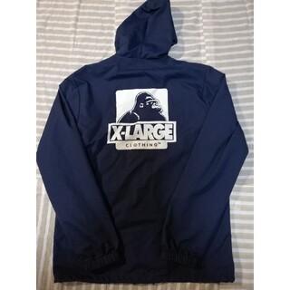 エクストララージ(XLARGE)のエクストララージ ナイロンジャケット コーチジャケット(ナイロンジャケット)