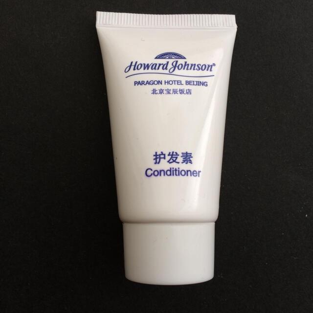 Howard johnson コンディショナー 30ml コスメ/美容のヘアケア/スタイリング(コンディショナー/リンス)の商品写真