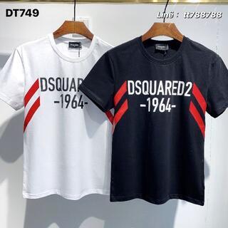 DSQUARED2 - DSQUARED2(#137)2枚9000 Tシャツ 半袖 M-3XLサイズ選択