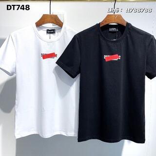 ディースクエアード(DSQUARED2)のDSQUARED2(#138)2枚9000 Tシャツ 半袖 M-3XLサイズ選択(その他)